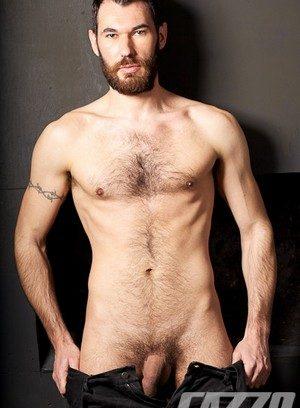 Naked Gay Mark Metzger,Lobo Bayard,