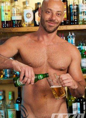 Sexy and confident Markus Steiner,Marco Sera,