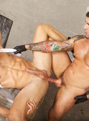 Naked Gay Misha Dante,