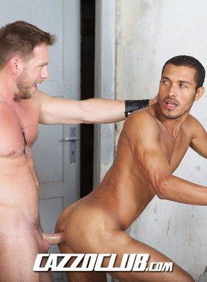 Hot Gay Pedro Diaz,Hans Berlin,