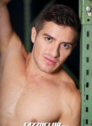 Hot Guy Angel Pedroza,Tom Wolfe,