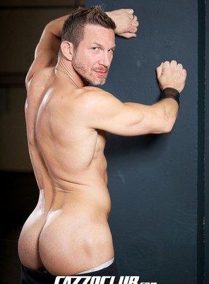 Hunky Gay Tomas Brand,Logan Rogue,Hans Berlin,
