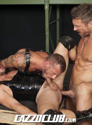 Sexy Guy Tomas Brand,Logan Rogue,Hans Berlin,