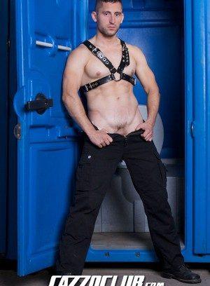 Big Dicked Gay Josh Barnett,Dominik Belko,