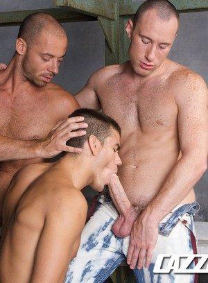 Wild Gay Bruno Lopez,Edward Fox,Max Schulter,