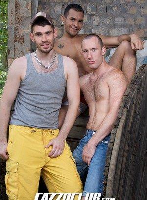 Big Dicked Gay Peto Coast,Lucio Saints,Edward Fox,