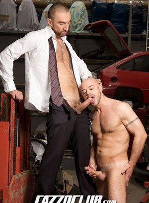 Cute Gay David Castan,Ben Statham,