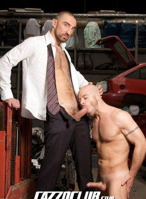 Wild Gay David Castan,Ben Statham,