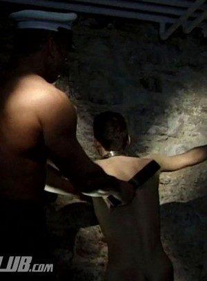 Muscle man Erik Finnegan,Jens Hammer,