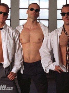 Hot Gay Thom Barron,Erik Finnegan,
