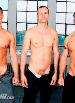 Sexy Dude Erik Finnegan,Thom Barron,