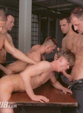 Sexy Guy Thom Barron,Erik Finnegan,