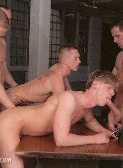 Big Dicked Gay Erik Finnegan,Thom Barron,
