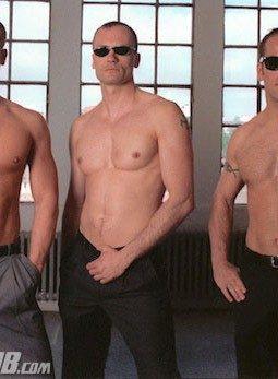Cute Gay Thom Barron,Erik Finnegan,