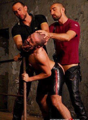 Seductive Man David Castan,Matthieu Paris,Nicolas Torri,