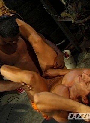Horny Gay Chris Brown,Jack Janus,