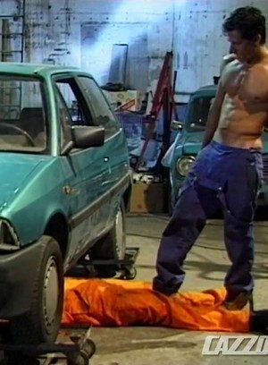 Wild Gay Chris Brown,Jack Janus,