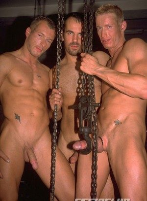 Hot Guy Andy Nickel,Patrik Eckberg,Jack Janus,