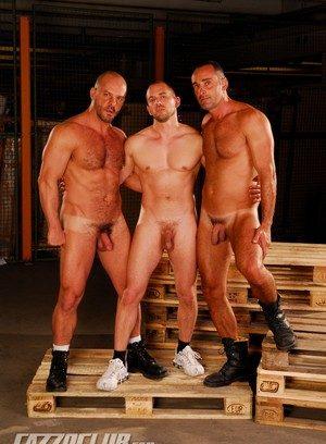 Hot Gay Carlo Cox,David Serra,Vin Costes,