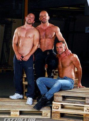 Cocky Boy Carlo Cox,David Serra,Vin Costes,