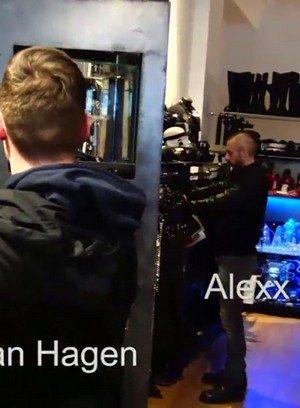 Sexy Dude Alexx Stier,Florian Hagen,