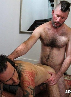 Sexy Gay Alex Cornhole,Rocco Hard,