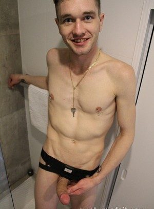 Naked Gay Billy Ray Summers,