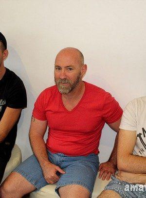 Hot Gay Blake Badarse,Leo Rocca,Mitch Bear,