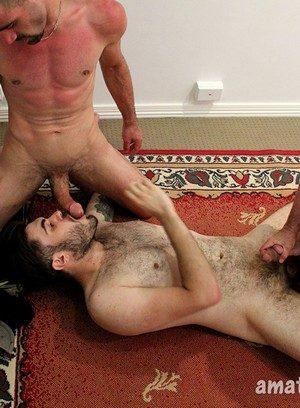 Cute Gay Mitch Bear,Blake Badarse,Leo Rocca,