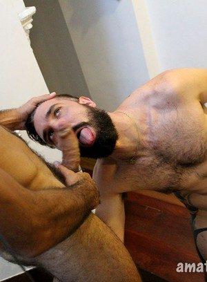 Seductive Man Lucas Layby,Mitch Bear,
