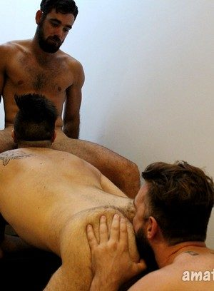 Big Dicked Gay Lucas Layby,Mitch Bear,