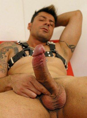 Naked Gay Enzo Marino,