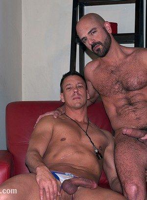 Hunky Gay Ryan Cummings,Adam Russo,