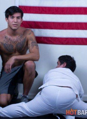 Naked Gay Joey Rico,