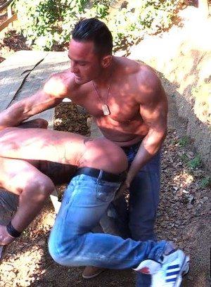 Wild Gay Alex Brando,Martin Mazza,