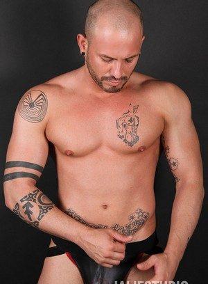 Sexy Dude Ruben Mastin,Max Duran,Frank Valencia,