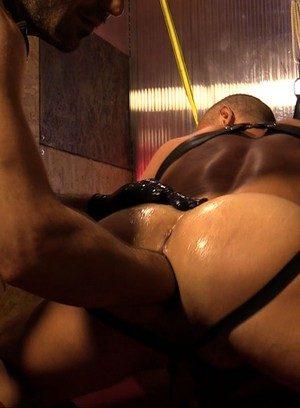 Naked Gay Toro Tyrk,