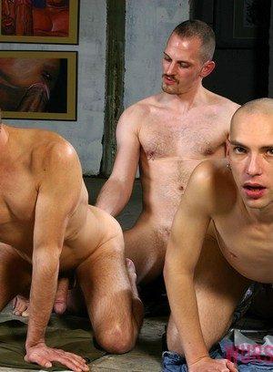 Sexy Gay Marcel Hoffmann,Nicolas Contigli,