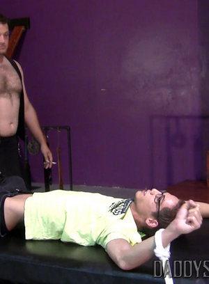 Wild Gay Justin Martinez,