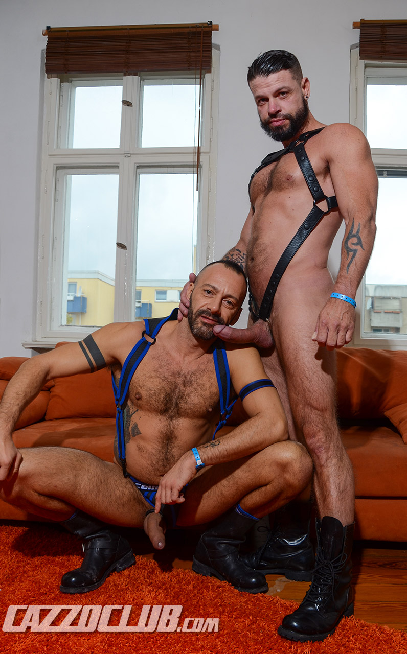 Resultado de imagem para TeX Davidson & Alberto Esposito porn