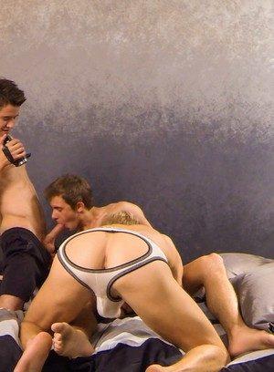 Wild Gay Kody Knight,Evan Parker,Max Carter,