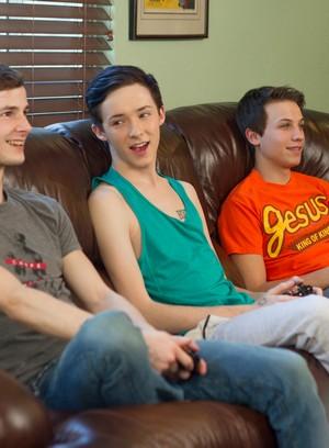 Hot Guy Jasper Robinson,Jacob Dixon,Davey Brooks,