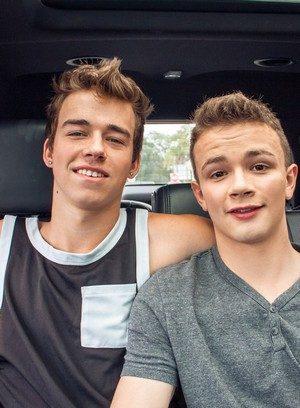 Hot Gay Logan Cross,Troy Ryan,