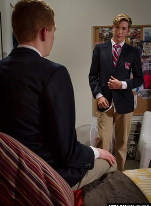 Cute Gay Gavin Phillips,Luke Allen,