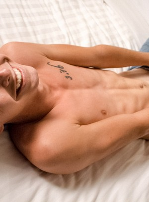 Wild Gay Grayson Lange,
