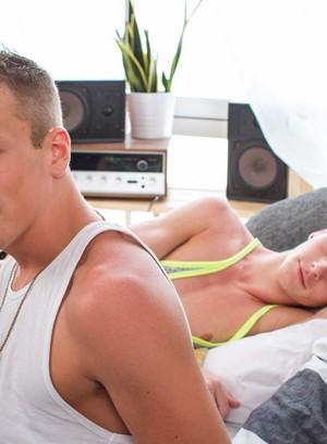 Sexy Gay Travis Stevens,Brad Chase,