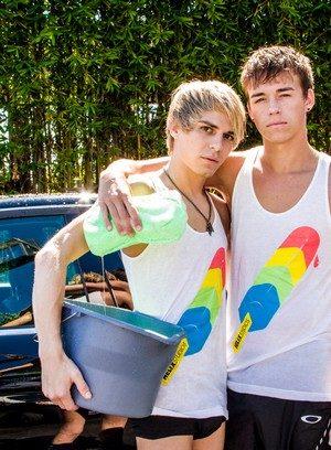 Hot Gay Troy Ryan,Kyle Ross,