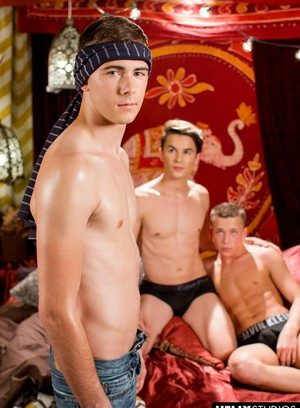 Cock Hungry Dude Brad Chase,Blake Mitchell,Kody Knight,Andy Taylor,