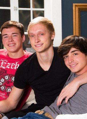Hot Guy Max Carter,Troy Ryan,Grayson Lange,