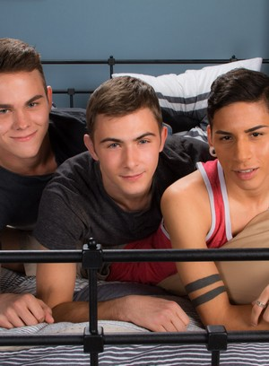 Sexy Dude Kody Knight,Elliott Grey,Aiden Garcia,